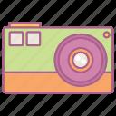 camera, computer, digital camera, hardware, photo icon