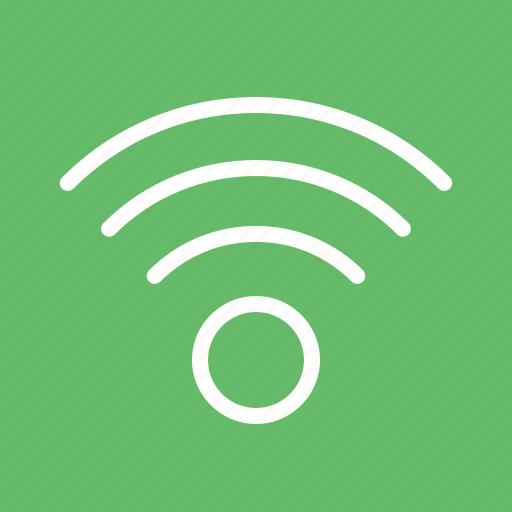 access, signal, wave, web, wi-fi, wifi, wireless icon