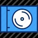 cd, disc, disk, drive, dvd, floppy, storage icon