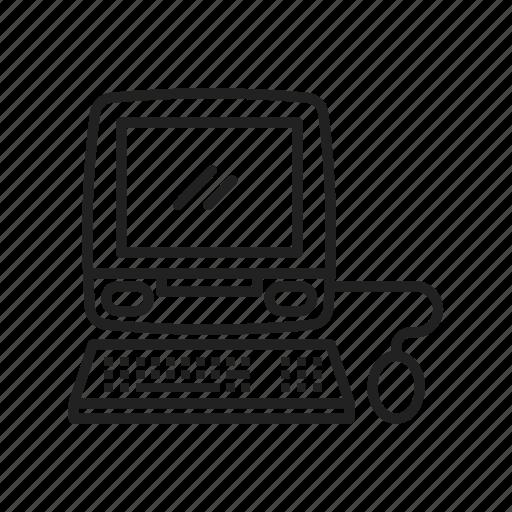 computer, desktop, imac, macintosh, pc icon