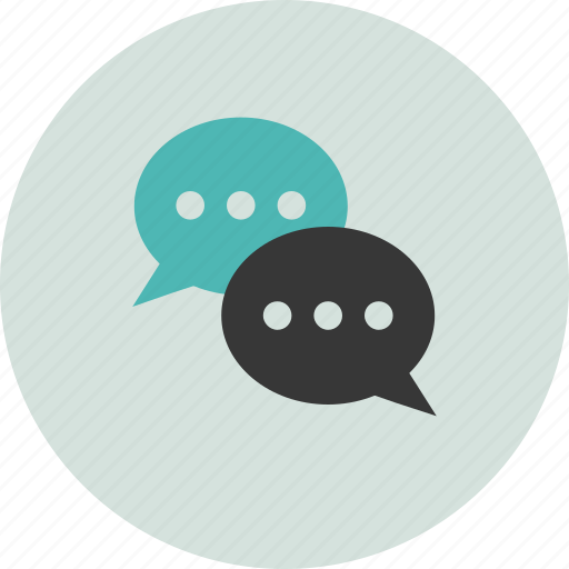 chat, communication, computer, connection, internet, speak, talk icon