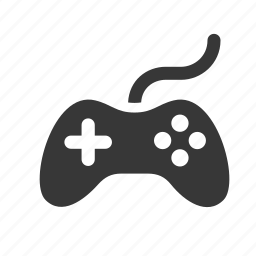 computer network, controller, game pad, joystick, raw, simple, tech, technology, video game icon