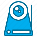 camera, cctv, communication, ip, security icon