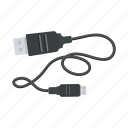 accessories, cable, computer, equipment, internet, usb