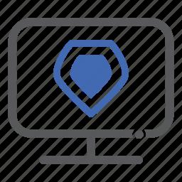 antivirus, computer, protect, protection icon