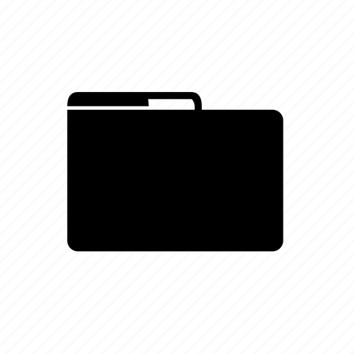 file, folder, storage, tabs icon