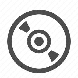 bluray, cd, disc, dvd icon