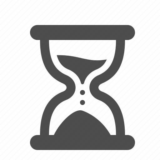 hourglass, loading, sand, time, waiting icon