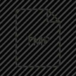 file, temporary, temporary file, tmp, tmp file, tmp file icon, tmp icon icon
