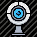 camera, recording, technology, video, webcam