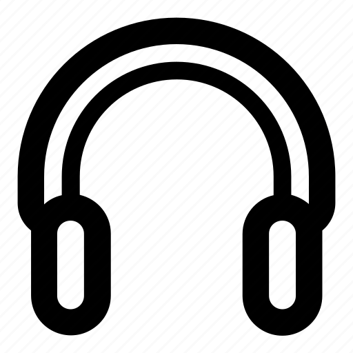 audio, headphone, headphones, headset, music icon