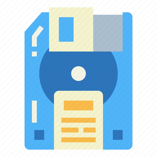 Disk, diskette, flash, floppy, save icon - Download on Iconfinder