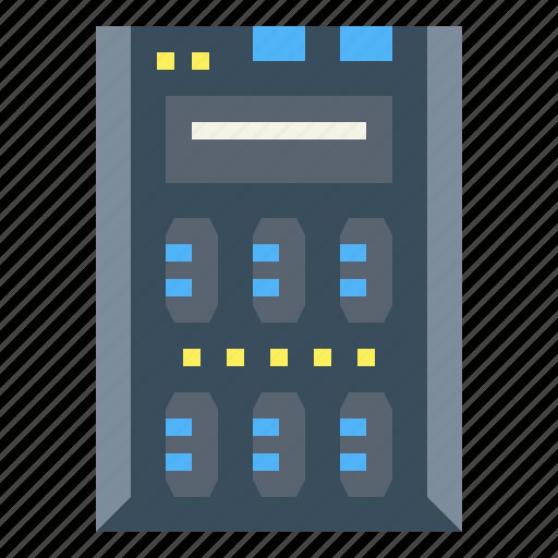 Files, hosting, server, storage icon - Download on Iconfinder