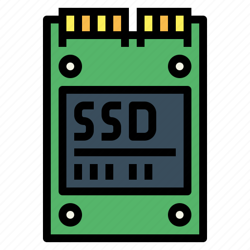 Drive, electronics, ssd, storage, technology icon - Download on Iconfinder