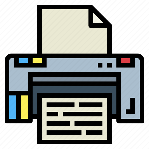 Ink, paper, printing, technology icon - Download on Iconfinder