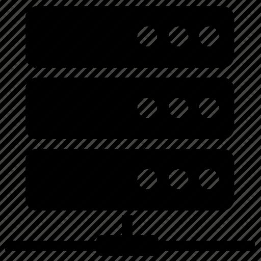 data, servers icon