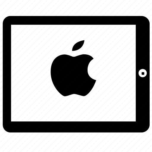 apple, ipad icon