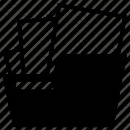 folder, repository icon