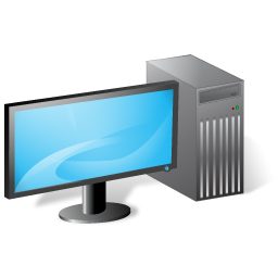 computer, workstation icon