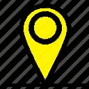 global, location, pin, world