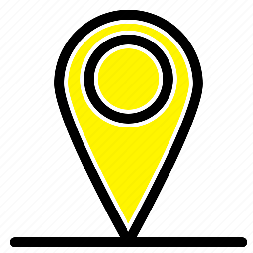 global, location, pin, world icon