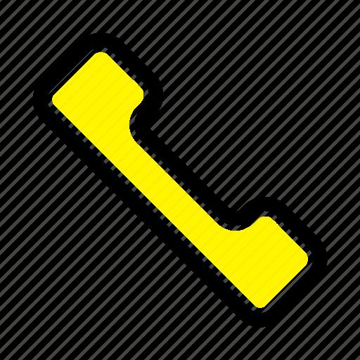call, mobile, telephone icon