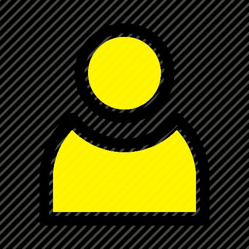 avatar, basic, user icon