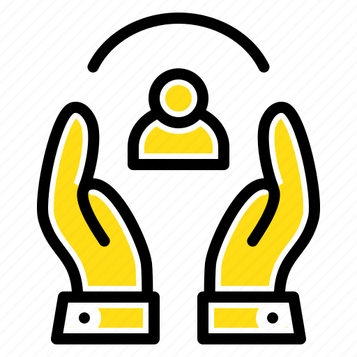 Care, caring, human, people, protection icon - Download on Iconfinder