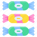 candy, confection, dessert, sugar, sweet, sweets icon
