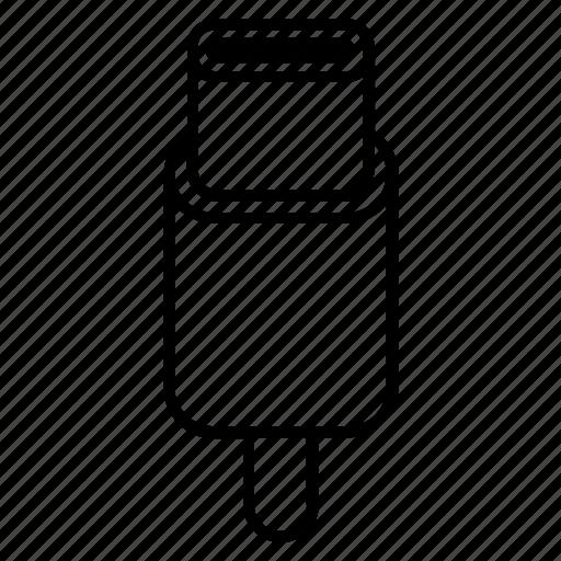 cable, usb, usb-c icon