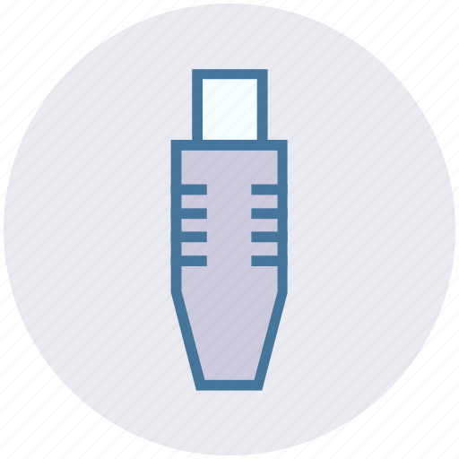 cable, connector, ethernet, plug, usb icon