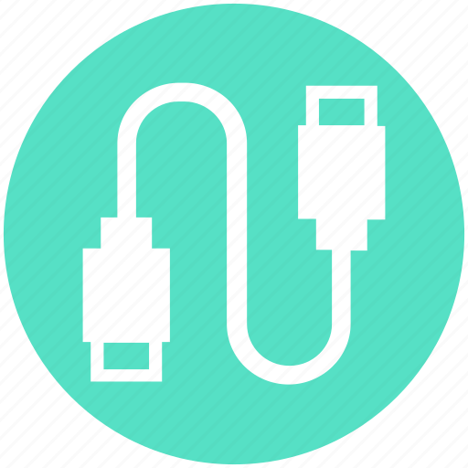 cable, connector, data cable, usb cable, usb port icon