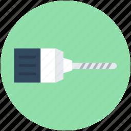 dig machine, drill, drill bit, drill machine, drill pin icon
