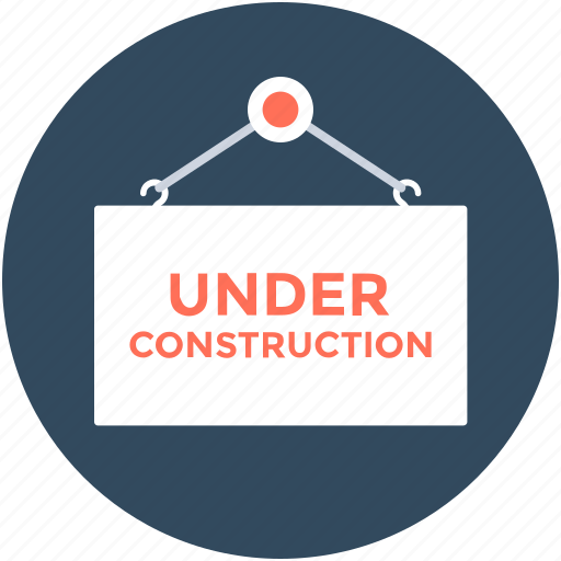 Building, construction, reconstruction, under constructions, under maintenance icon - Download on Iconfinder