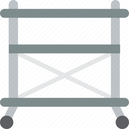 build, construction, develop, scaffolding, structure icon