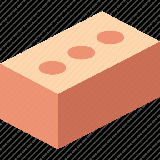 brick, build, construction, supplies icon