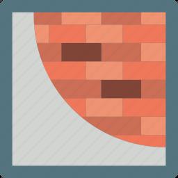 build, construction, plastering, supplies icon