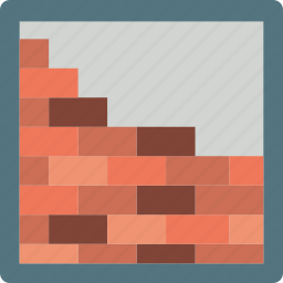 bricklaying, build, construction, supplies icon