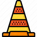 cone, construction, road, traffic, work