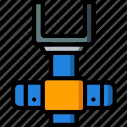 assemble, construction, plan, scaffolding icon