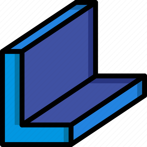 beam, build, construction, l, metal work, steel, structure icon