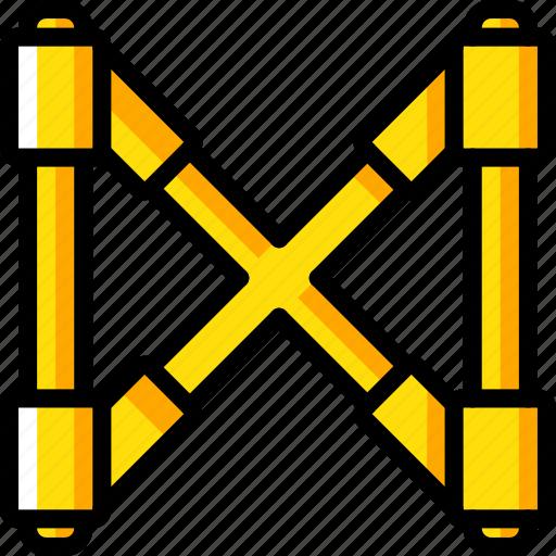 assemble, brace, construction, plan, scaffolding icon
