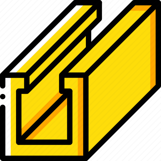 beam, build, c, construction, metal work, steel, structure icon
