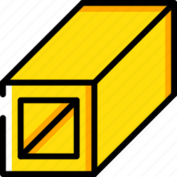beam, build, construction, hss, metal work, steel, structure icon