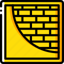 build, construction, equipment, plastering icon