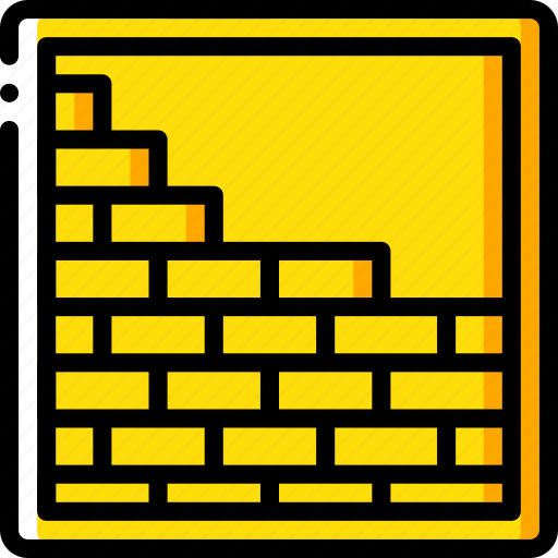 bricklaying, build, construction, equipment icon