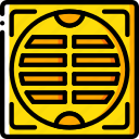 build, construction, drain, structure icon