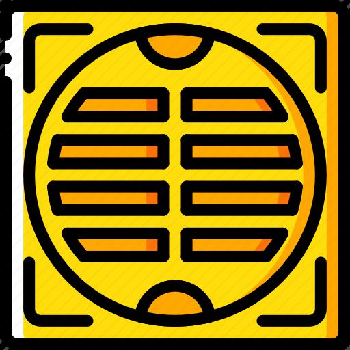 build, construction, drain, structure icon