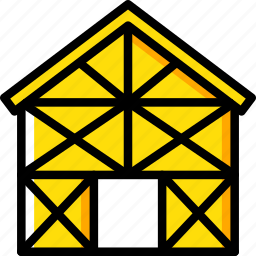 build, construction, develop, frame, house, structure icon