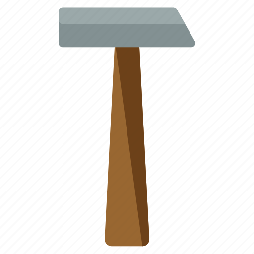 construction, hammer, maintenance icon